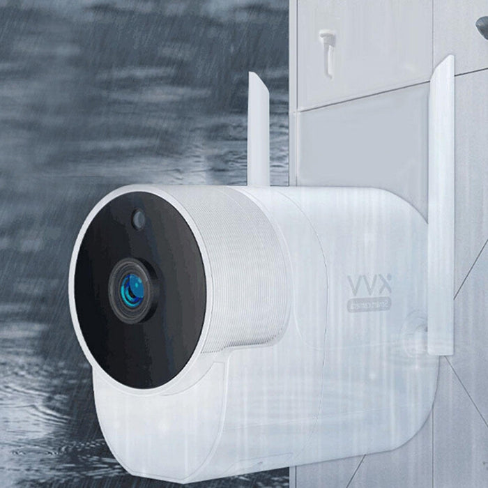 XiaoVV XVV - 1120S - B1 H.265 / Infrared Night Vision / Home Baby Monitor / High Definition / App Control Smart 1080P Panoramic Camera