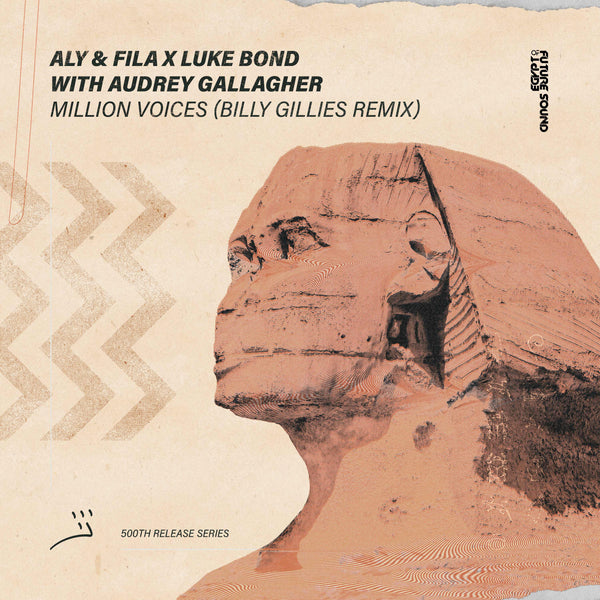 FSOE 500 Release Remix Series Launches with Billy Gillies Remix of Million Voices