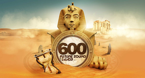 Future Sound of Egypt 600: Thailand