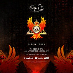 Aly & Fila Celebrates FSOE 650 Radio Show Episode with LIVE Stream