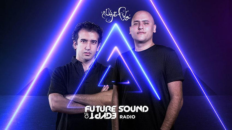 Future Sound of Egypt 640 with Aly & Fila (Live from Ministry of Sound