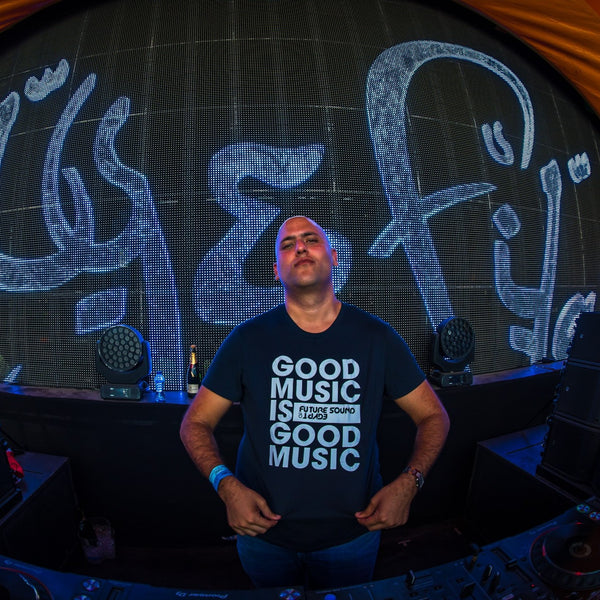 Good Music is Good Music T Shirt Selling Fast!