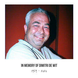 In Memory of Dimitri de Wit: 1969 - 2020