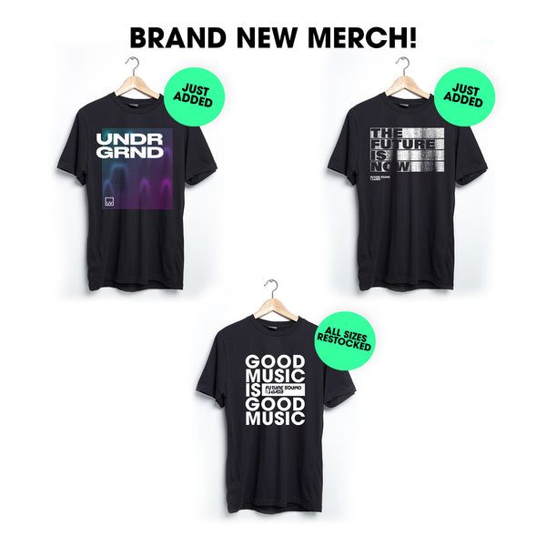 New Merch Just Added To Our Store!