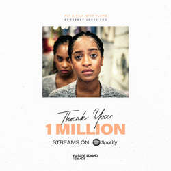1 Million Spotify Stream