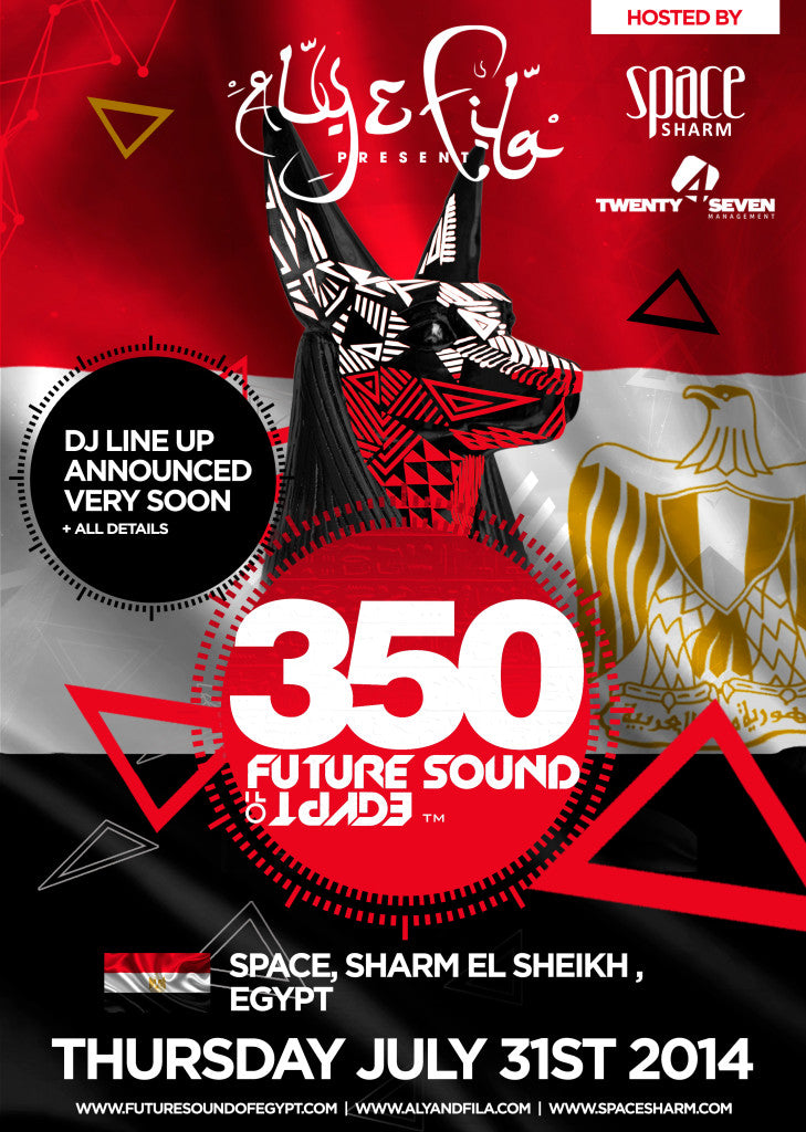 FSOE 350 Egypt Announcement