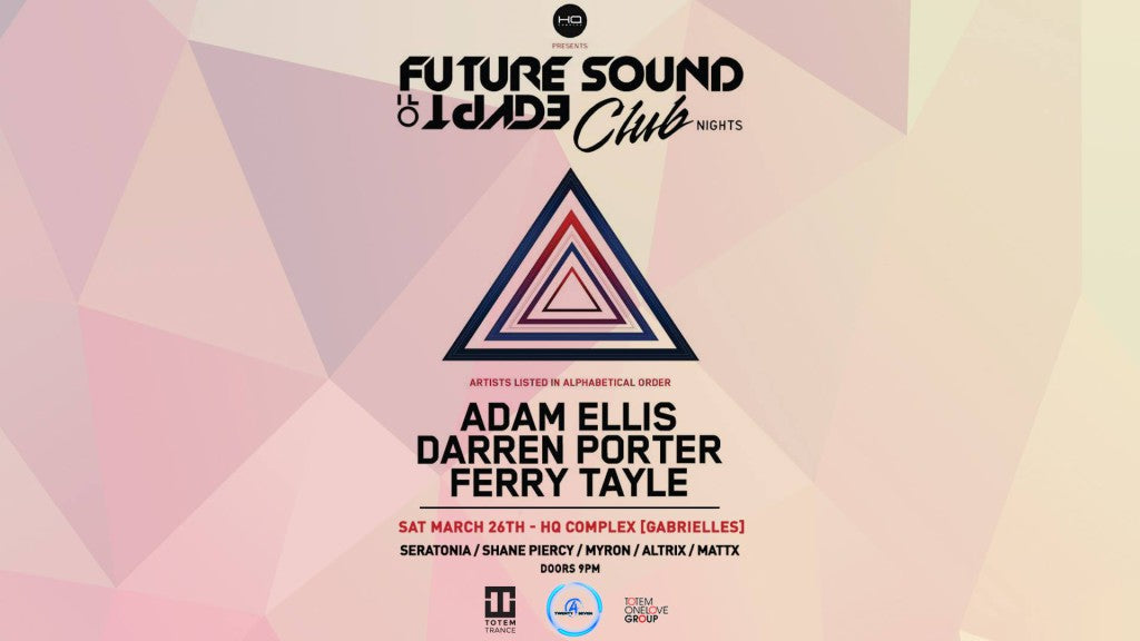 FSOE Club Nights Adelaide 26th March