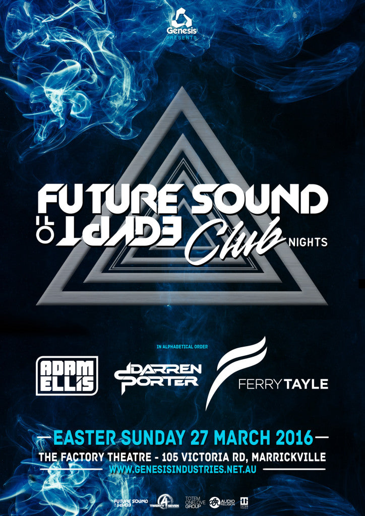 FSOE Club nights Sydney 27 March