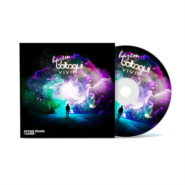 Hazem Beltagui - VIVID Physical CD Album