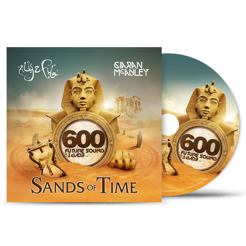 Future Sound of Egypt 600 - Sands Of Time CD