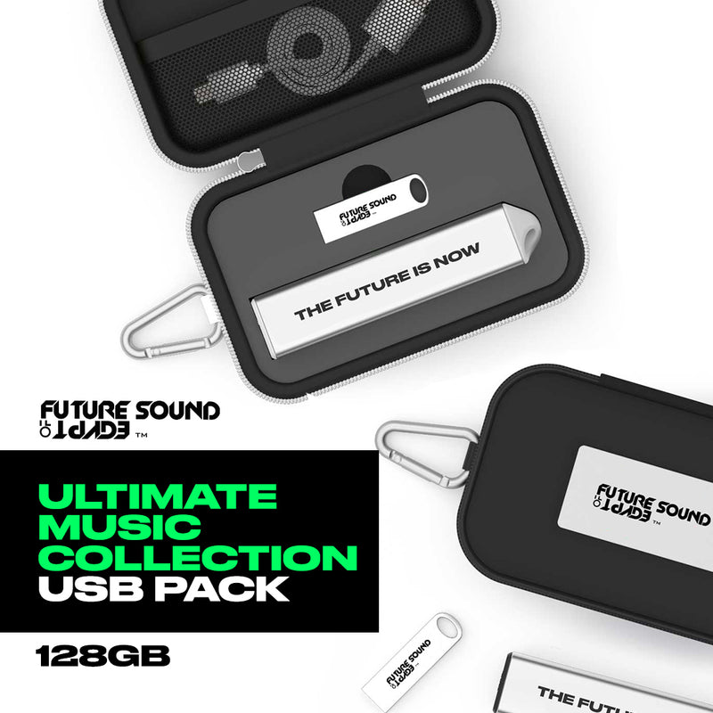 FSOE: Ultimate Music Collection USB Pack 128GB