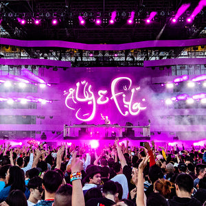 Aly & Fila Logo - T-Shirt Limited Edition