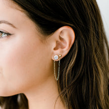 Load image into Gallery viewer, Deep Duet Earrings