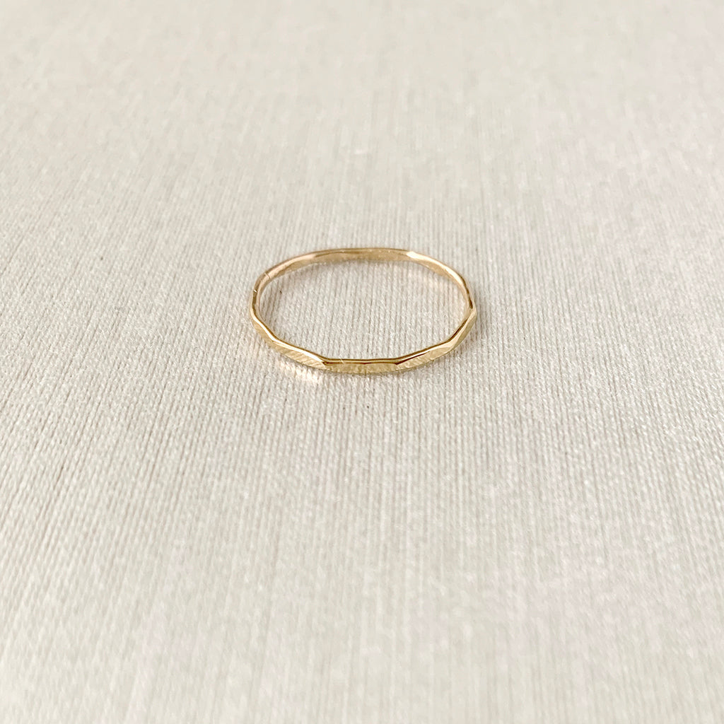Be Light Ring