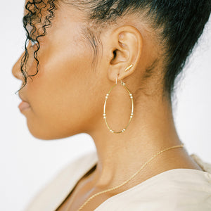 Be Mighty Stud Earrings
