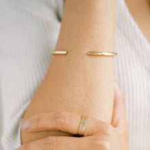 Load image into Gallery viewer, Golden Orbit Cuff Bracelet