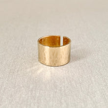 Load image into Gallery viewer, Gold Moonlight Ring I