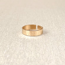 Load image into Gallery viewer, Gold Moonlight Ring II
