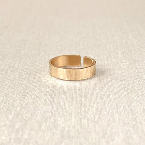 Gold Moonlight Ring II