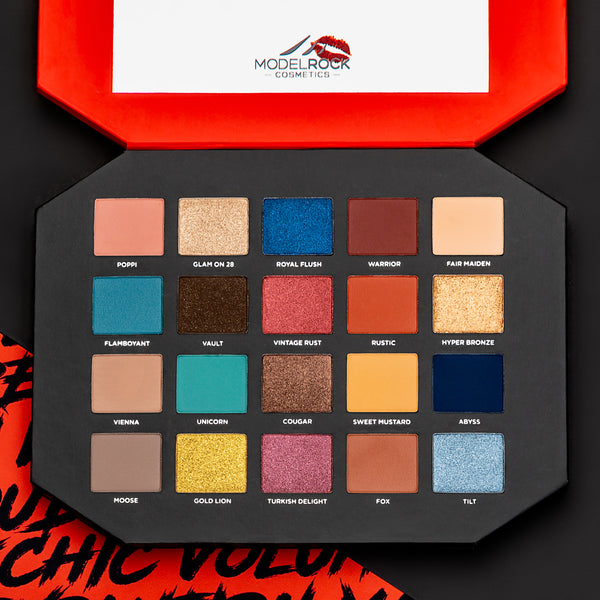 Volume I Eyeshadow Palette