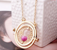 Load image into Gallery viewer, Hourglass Vintage Pendant