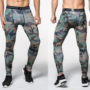 Men Compression Pants 2018