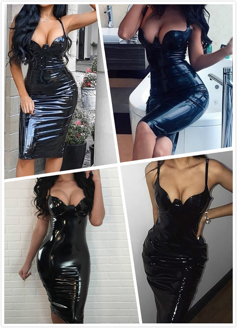 I'M EXTREMELY HOT VINTAGE SEXY DRESS