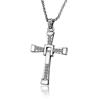 JESUS CHRIST FAST AND FURIOUS NECKLACE