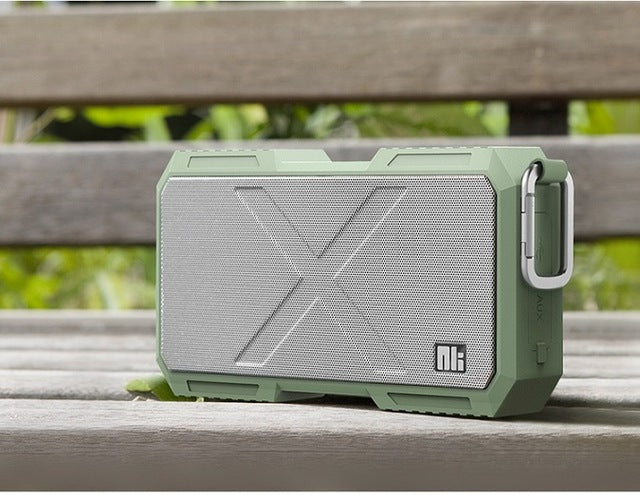 Nillkin X-1 Bluetooth Speaker and Power Bank Waterproof Portable