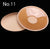 CHEST PASTE SILICONE - 10PCS