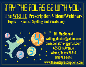 Spanish Spelling and Vocabulary