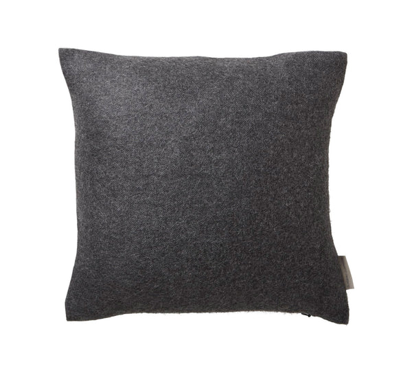 Silkeborg Uldspinderi ApS Arequipa Cushion 40x40 cm Cushion 0403 Dark Grey