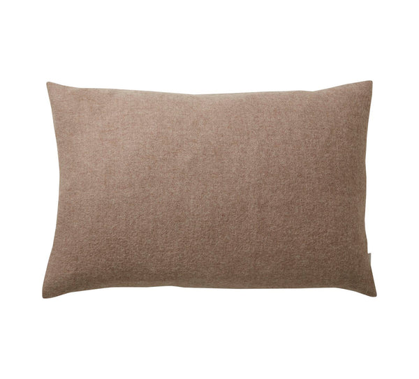 Silkeborg Uldspinderi ApS Arequipa Cushion 60x40 cm Cushion 0284 Walnut Brown