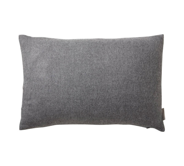 Silkeborg Uldspinderi ApS Arequipa Cushion 60x40 cm Cushion 0435 Medium Grey