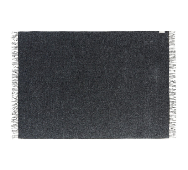 Silkeborg Uldspinderi ApS Arequipa Throw 130x200 cm Throw 0403 Dark Grey