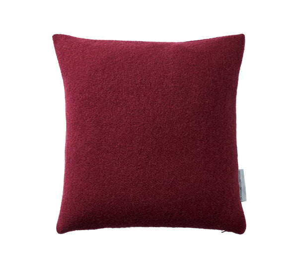 Silkeborg Uldspinderi ApS Athen 60x60 cm Cushion 4503 Bordeaux Purple