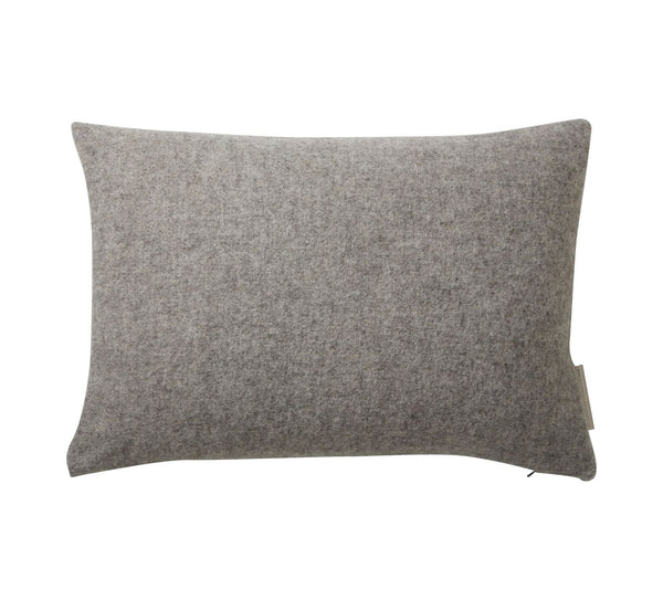 Silkeborg Uldspinderi ApS Athen Cushion 60x40 cm Cushion 0115 Medium Grey