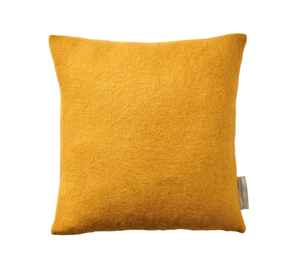 Silkeborg Uldspinderi ApS Athen Cushion 60x60 cm Cushion 4201 Sunflower Yellow
