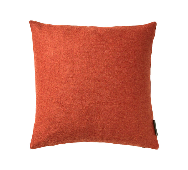 Silkeborg Uldspinderi ApS Cusco Cushion 40x40 cm Cushion 0707 Pumpkin Orange
