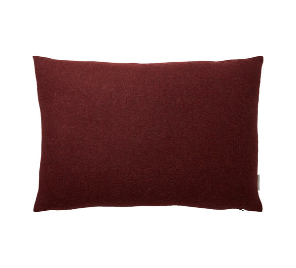 Silkeborg Uldspinderi ApS Cusco Cushion 60x40 cm Cushion 0640 Old Bordeaux