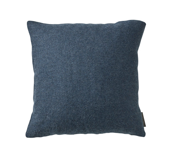Silkeborg Uldspinderi ApS Cusco 60x60 cm Cushion Denim Blue 0726
