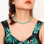 Shell Fresh Simple Necklace Wholesale Cheap Jewelry