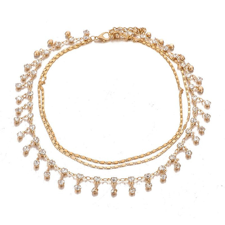 OL Simple Classic Necklace Wholesale Cheap Jewelry