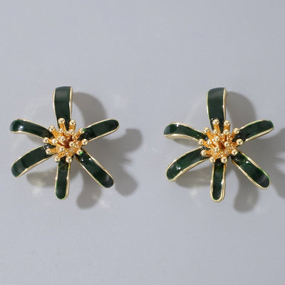 Daisy Petals Earrings Wholesale Cheap Jewelry