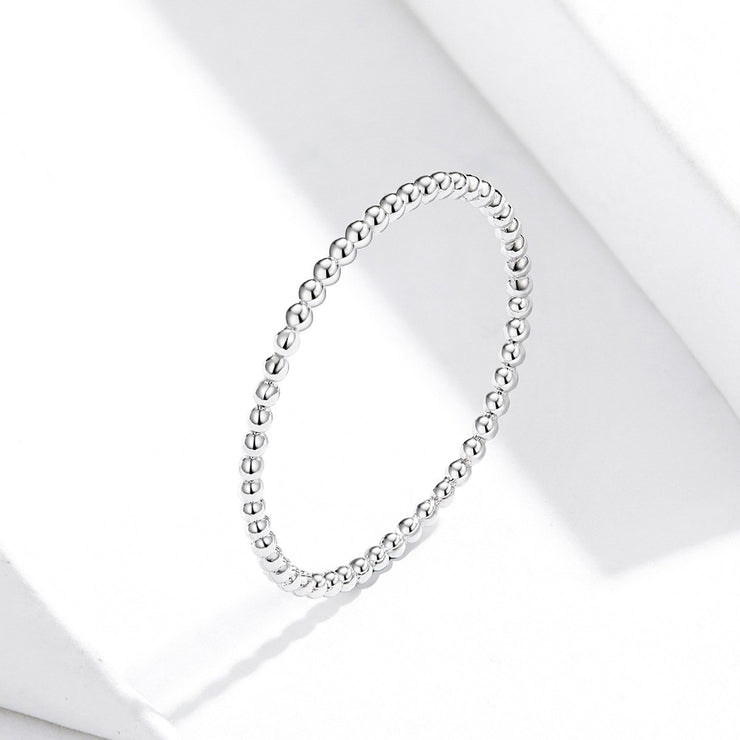 Plain Sterling Simplicity Ring