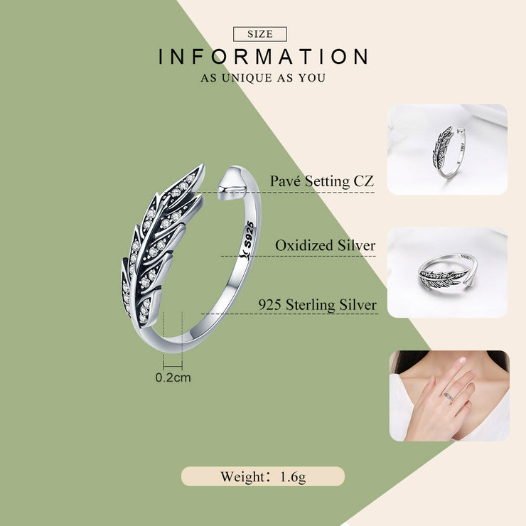 Women Plain Sterling Silver Gemstone 925 Sterling Silver High Polish,Adjustable Opening Rings