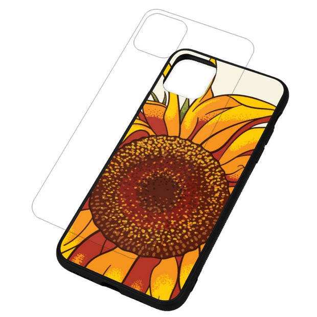Phone Cases Flowers-a one year warranty