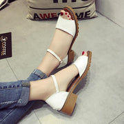 Women Flats Comfortable Beach Sandals Casual Summer Shoes Fashion Footwear