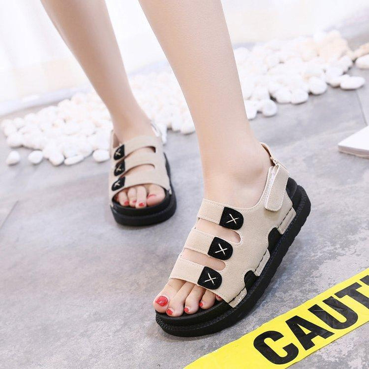 Women Casual Hiking Sandals Athletic Comfortable Flat Shoes