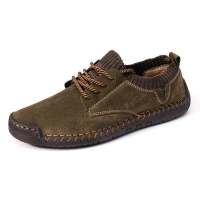 Men's Casual Lace Up Shoes Sneakers